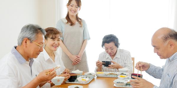 介護食アドバイザー資格取得講座