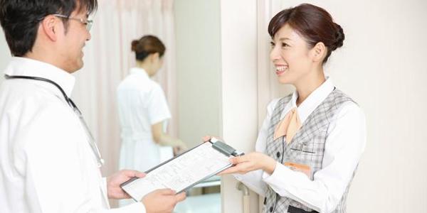 医師事業作業補助者(医師事務アシスタント)資格と難易度